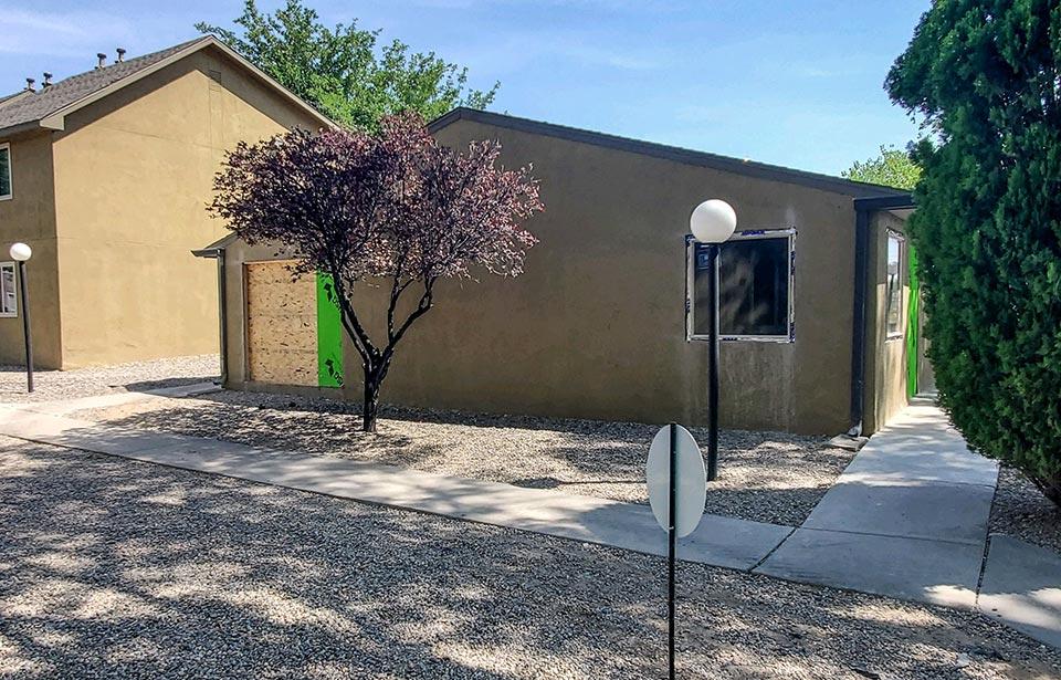 Encantada Apartments Rehab - June 2021 progress   Tofel Dent Construction