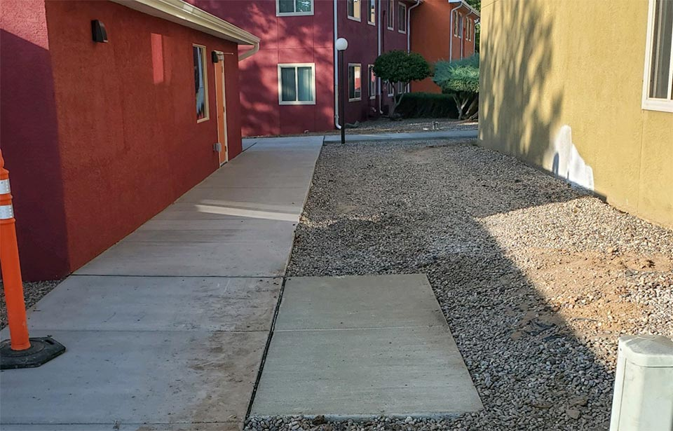 Encantada Apartments Rehab - September 2021 progress   Tofel Dent Construction
